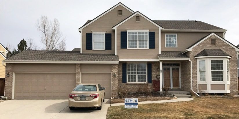 Roofing contractors in Loveland, CO