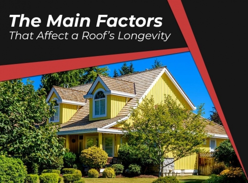 The Main Factors That Affect a Roof's Longevity
