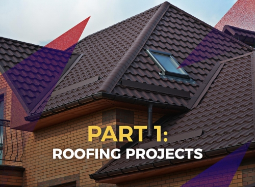 Cost vs. Value: Home Improvement Projects that Pay Off - PART 1:  Roofing Projects