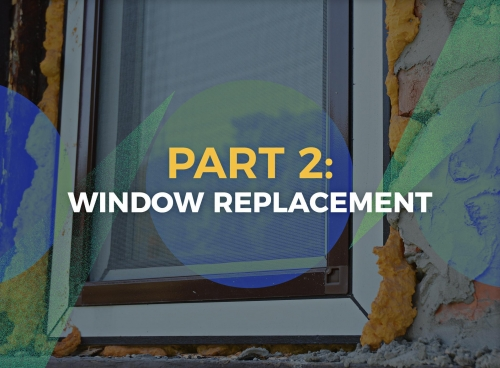 Cost vs Value: Home Improvement Projects - Window Replacement